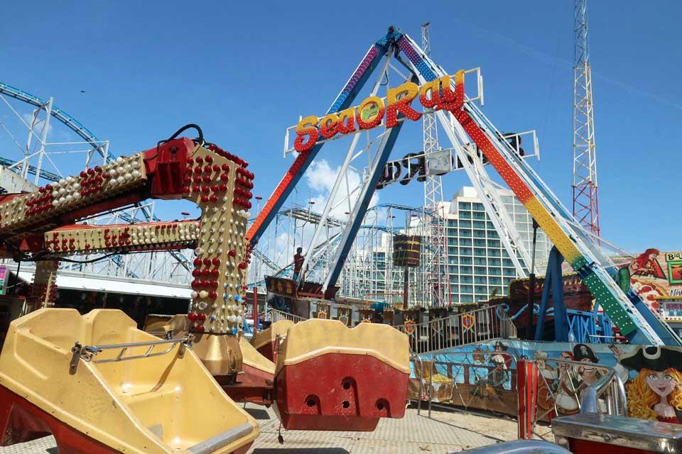 Boardwalk Amusements