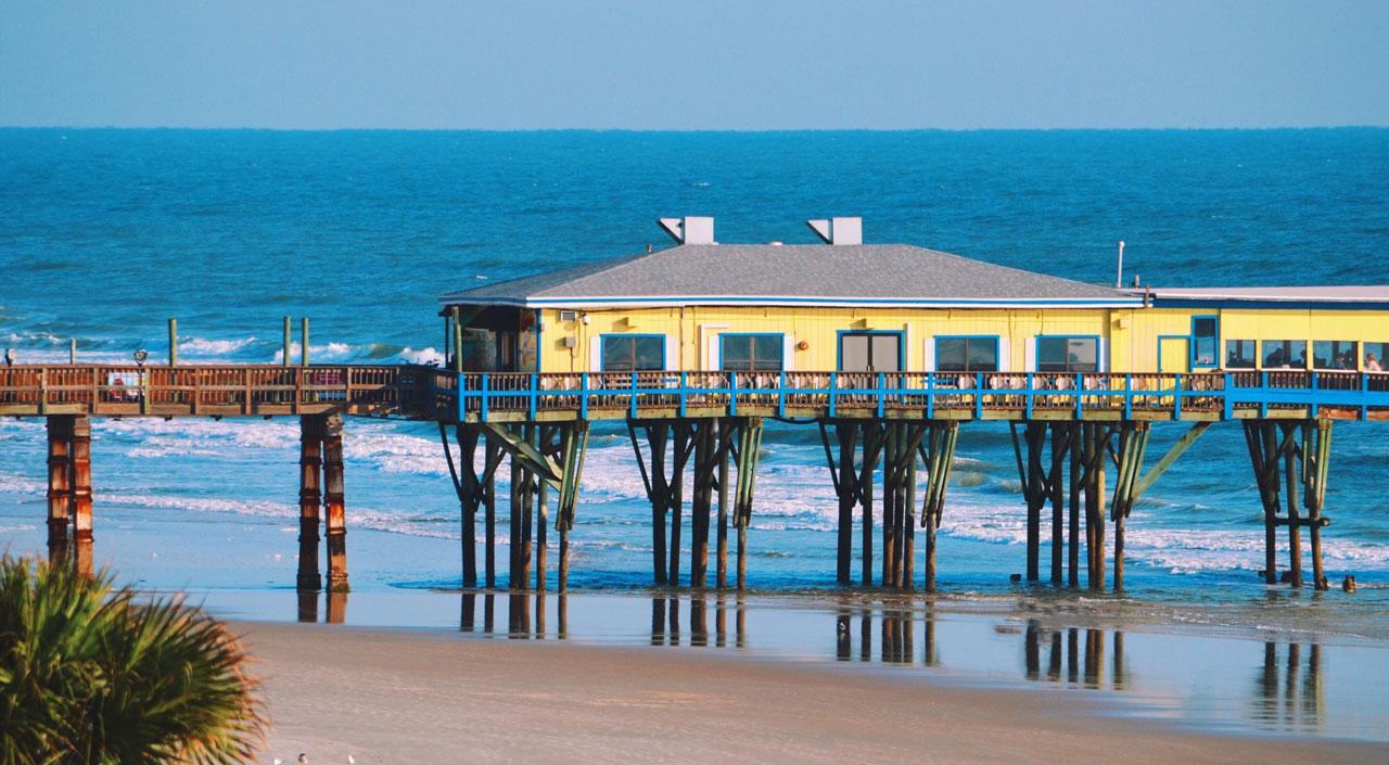 Daytona Beach ShoresSunglow Pier