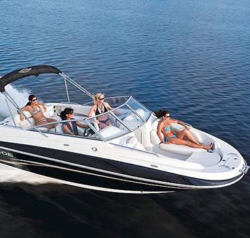 Sunglow Resort Motor Boating
